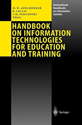 Handbook on Information Technologies for Education and Training (International Handbooks on Information Systems)