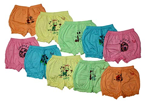 Girl's Cotton Brief  Pack of5