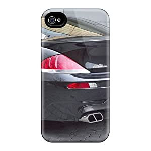 High Impact Dirt/shock Proof Cases Covers For Iphone 6 (black Ac Schnitzer Acs6 Sport Bmw Rear Section)