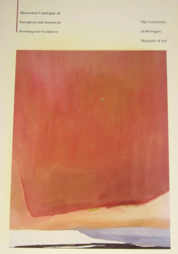 Illustrated Catalogue of European and American Painting and Sculpture