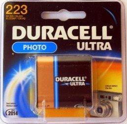 Duracell 6v Lithium Photo Battery - 3