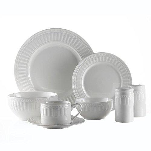 50 piece dish set - 7