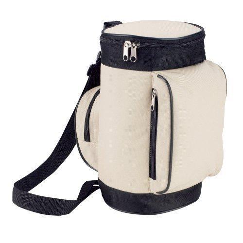 eBuyGB Golf Caddy Style cooler Lunch Bag (Beige)