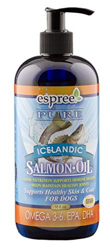Espree Animal Products Icelandic Salmon Oil, 16 oz