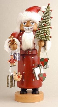 KWO Santa LE Christmas German Nutcracker Made in Germany