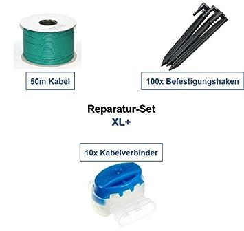 Installation Set XL Robomow MC* MS* RL* RM* Kabel Haken Verbinder Paket Kit