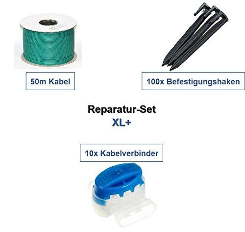 Kit di riparazione XL + Husqvarna Automower 2 * * pacchetto di riparazione cavo Hook Genisys