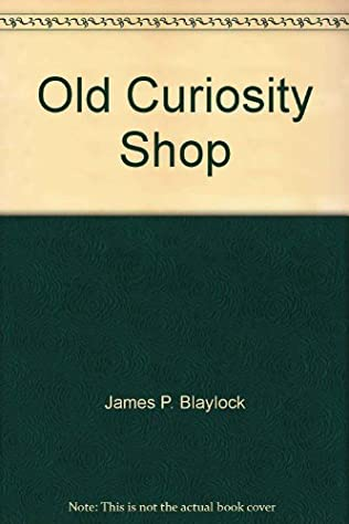 book cover of Old Curiosity Shop
