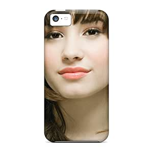 New Arrival Covers Cases With Nice Design For Iphone 5c- Demi Lovato 25