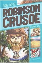 Robinson Crusoe (Graphic Revolve: Common Core Editions)