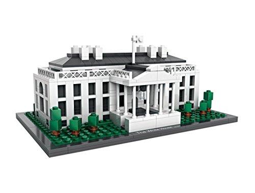 LOZ Building & Construction 9386 White House Building Blocks