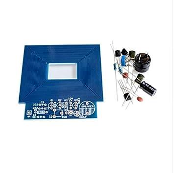 10 UNIDS/Lote Escáner Detector de Metales Kit Desmontado Proyecto 3-5 V DIY Kit Suite Trousse Boards Módulo Circuitos Integrados: Amazon.es: Electrónica