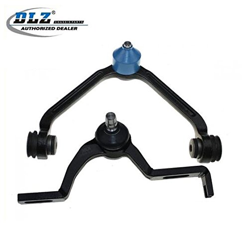 DLZ 2 Pcs Front Upper Control Arm Ball Joint Assembly K8708T K8710T Compatible with Ford Ranger 1998-2003 Ford Explorer 1995-2003 Mazda B2500 1999-2001 Mazda B3000 B4000 1998-2004 (Joint Ball Replacement Ford)
