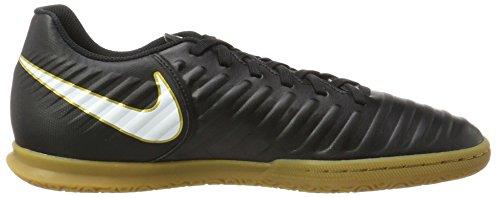 EU Rio Vivid Football 5 de Black Tiempox White Black Gold Chaussures IC Noir Homme Metallic Nike Iv 47 T5qORw