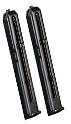 2-Pack of Magazines for Crosman C11 Airsoft Pistol
