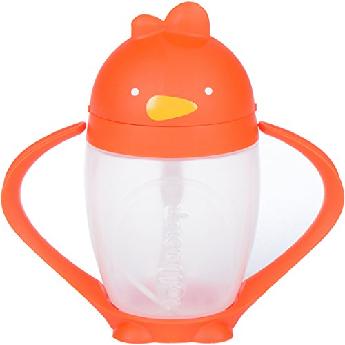 Lollaland Weighted Straw Sippy Cup | Lollacup - Sippy Cups for Toddlers | Shark Tank Products - Best Sippy Cups for Baby Infant and Toddler Ages | Bottle Transition Cups w/Straws