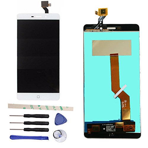 LCD Display Touch Screen Digitizer Assembly Replacement For Elephone P9000 5.5
