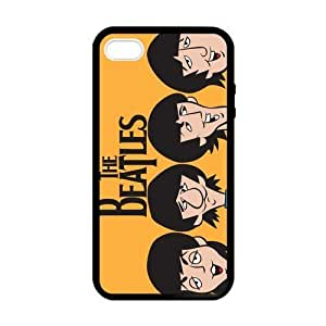The Beatles Cartoon Case for iPhone 5 5s case
