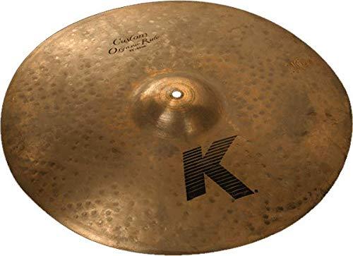 Zildjian K Custom 21'' Organic Ride Cymbal by Avedis Zildjian Company