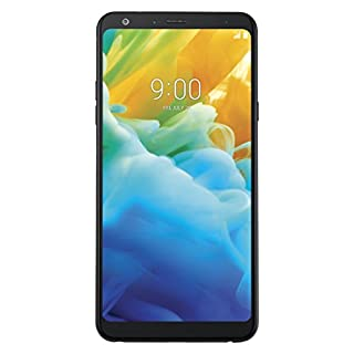 "LG Q Stylus Alpha (32GB) Dual SIM 6.2"" FHD+ Display, 4G LTE GSM Factory Unlocked Phone with IP68 Water Resistant Q710HSW (Blue)"