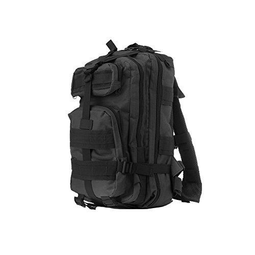 Hansoul Military Tactical Assault Pack Backpack Shoulder Expandable Hunting Tactical (Infantry Army Pack)