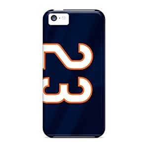 Special GMcases Skin Case Cover For Iphone 5c, Popular Chicago Bears Phone Case
