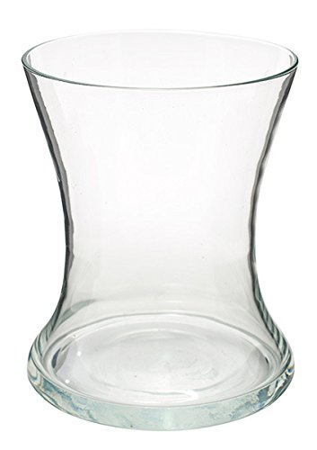 Flower Glass Vase Decorative Centerpiece For Home or Wedding by Royal Imports - Gathering Shape, 6