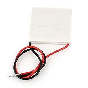 TEC1-12703 12V 27W del disipador de calor termoeléctrico Peltier placa de refrigeración