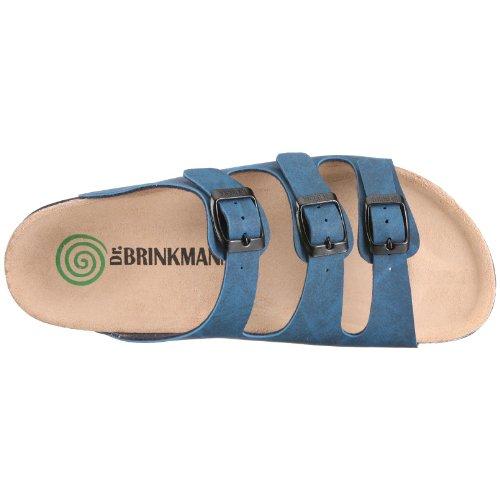 700450 Zuecos Brinkmann Dr Brinkmann mujer para Azul Dr wpBdtqS
