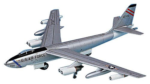 - Academy B-47B/E Stratojet