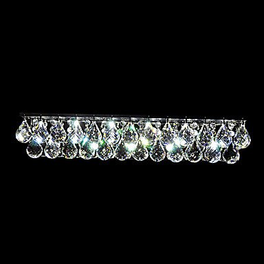 LED-Kristall-Wandleuchte, 11 LEDs, die kurze Eisenüberzug