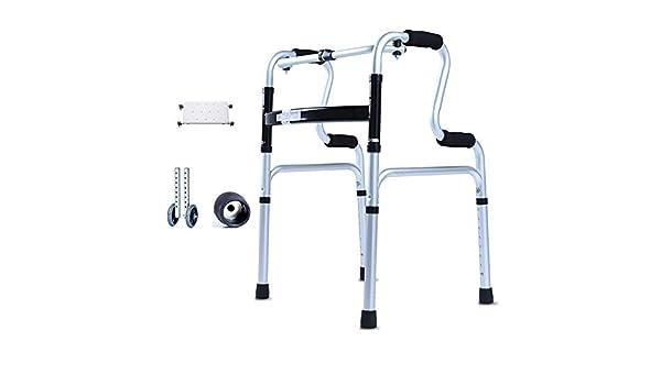 XXHDYR Andador Multifuncional Andador Sentado en la Mesa de ...
