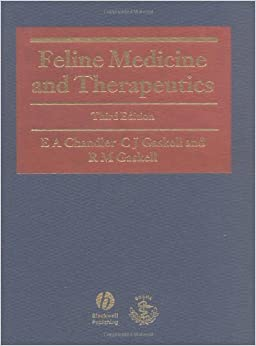 Book Feline Medicine and Therapeutics