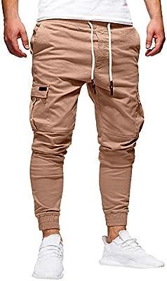Pantalones de chándal para hombre Hip Hop Premium Slim Fit ...