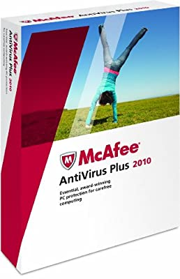 McAfee AntiVirus Plus 1User 2010 [Old Version]
