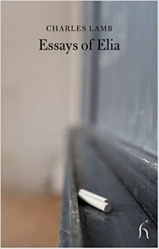 Charles lamb essays of elia