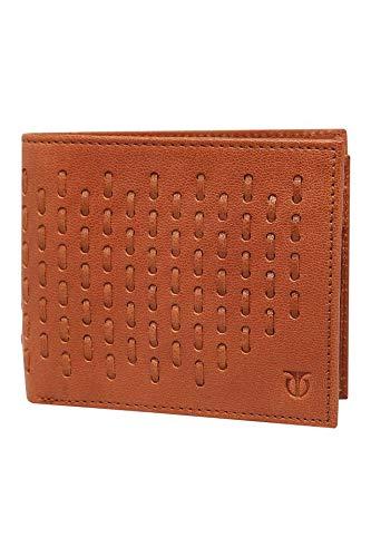 TITAN Tan Leather Men #39;s Wallet  TW219LM1TN