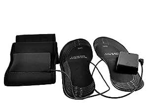 Amazon.com: Lifemall Electronic Battery Heated Insoles