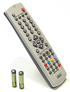 Classic - Mando a distancia para televisor Sagem PVR 66160 T