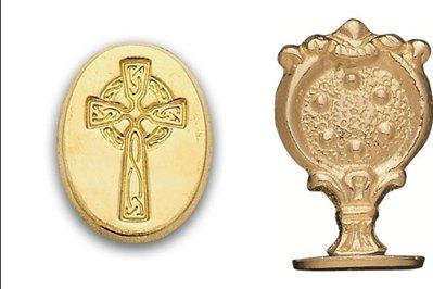 Wax Seal Stamp Celtic Cross