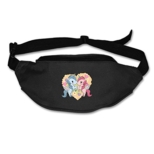 SEVTNY Waist Bag Unicorn-Couples Fanny Pack Stealth Travel bum Bags Running Pocket For Men Women by SEVTNY