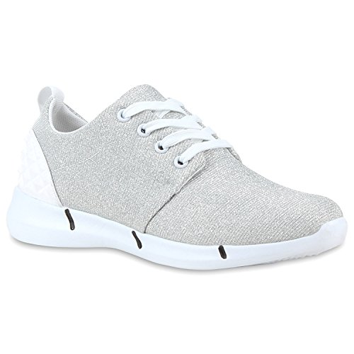 Desporto Sapatos Brooklyn De 114386 Prata Damenschuhe 38 De 8U7aS6Uq