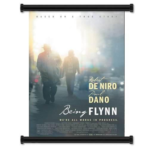 "Being Flynn Movie Fabric Wall Scroll Poster (31"" x 45"") Inches"