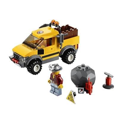 LEGO City 4200 Mining 4x4: Toys & Games