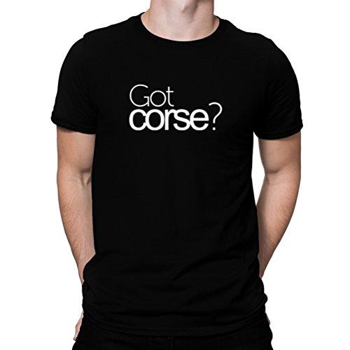 採用周波数未満Got Corse? Tシャツ