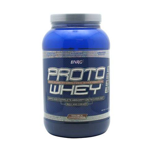 Proto Whey Protein Powder Double Chocolate - Net Wt 2.1 LBS by Bio Nutritional