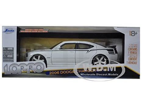 Amazon Com Dodge Charger Diecast Model Car Scale