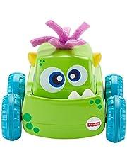 Mattel Fisher-Price DRG15 Auf geht's Monster Truck, Divers speelgoed, groen