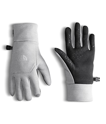 The North Face Women's Etip Glove (Sizes XS - L) - tnf light grey heather, xs by The North Face