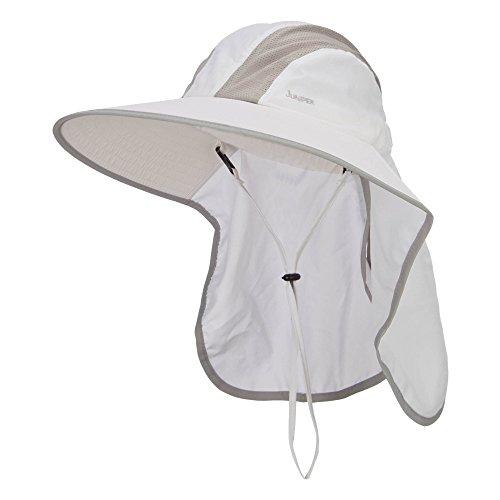 White Nylon Flap - 6